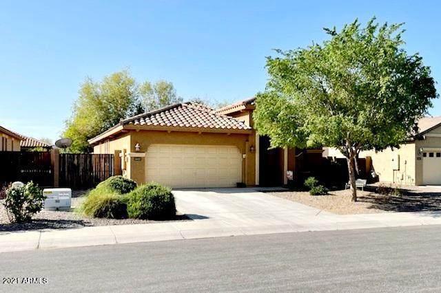 2657 E Clifton Avenue, Gilbert, AZ 85295 (MLS #6210386) :: The Riddle Group
