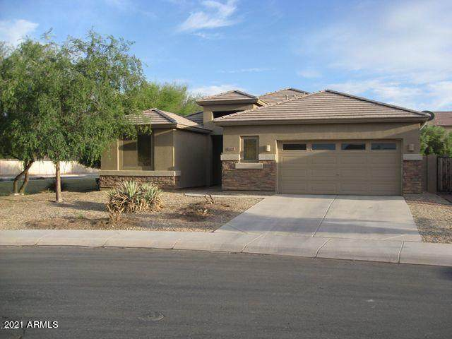 44069 W Mescal Street, Maricopa, AZ 85138 (MLS #6210532) :: Yost Realty Group at RE/MAX Casa Grande