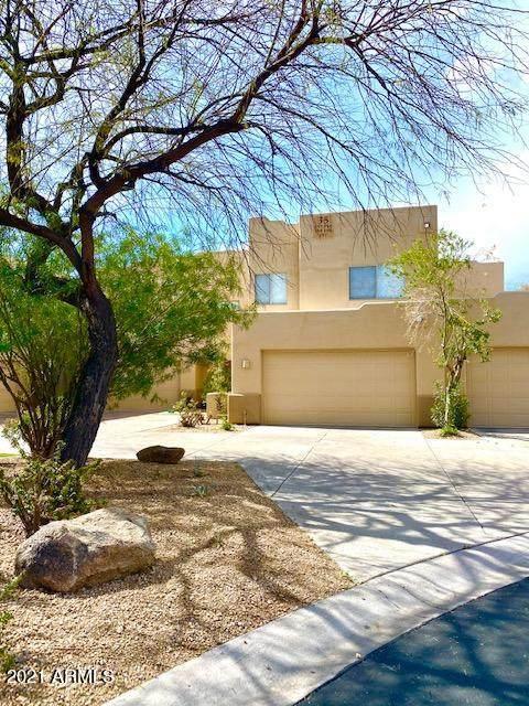 9070 E Gary Road #156, Scottsdale, AZ 85260 (MLS #6211469) :: Executive Realty Advisors
