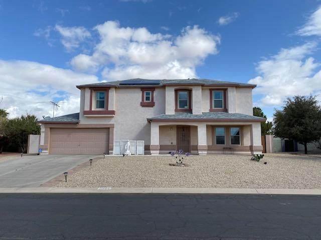 11502 W Benito Drive, Arizona City, AZ 85123 (MLS #6213079) :: Yost Realty Group at RE/MAX Casa Grande