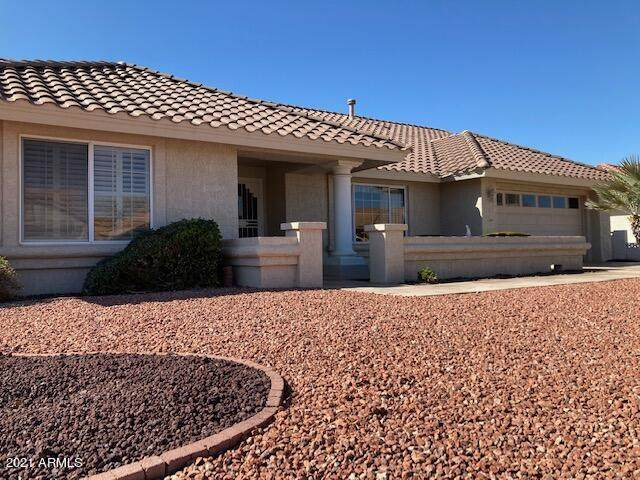 14515 W Sentinel Drive, Sun City West, AZ 85375 (MLS #6213453) :: My Home Group