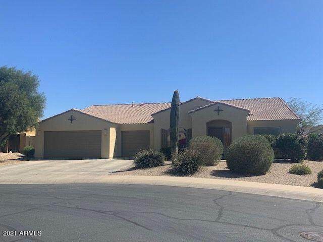 17655 W Hale Bop Drive, Goodyear, AZ 85338 (MLS #6214286) :: The Garcia Group