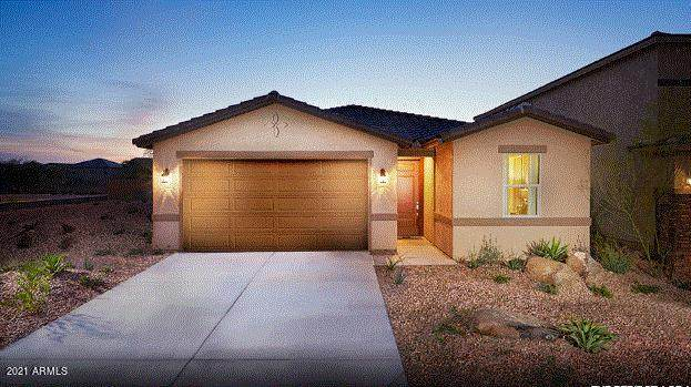 1007 W Sullivan Avenue, Coolidge, AZ 85128 (#6214399) :: The Josh Berkley Team