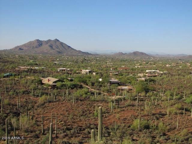 424XX N Sierra Vista Road N, Cave Creek, AZ 85331 (MLS #6215183) :: TIBBS Realty