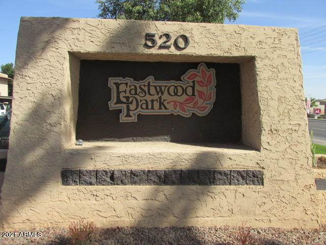 520 N Stapley Drive #208, Mesa, AZ 85203 (MLS #6215551) :: Long Realty West Valley