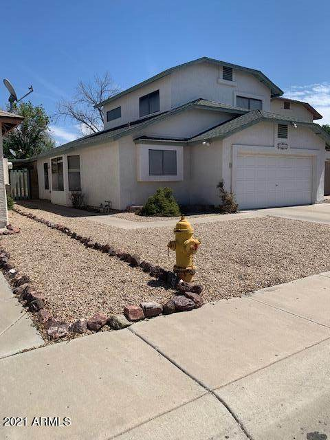 19805 N 46TH Drive, Glendale, AZ 85308 (MLS #6215795) :: Yost Realty Group at RE/MAX Casa Grande