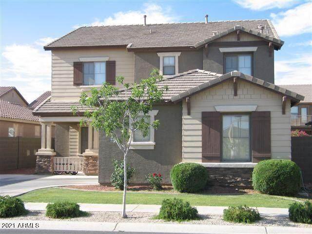 4466 E Franklin Avenue, Gilbert, AZ 85295 (MLS #6215858) :: Arizona 1 Real Estate Team