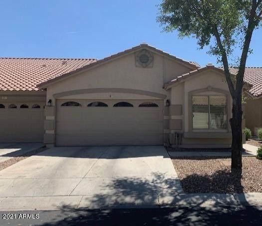 16620 S 48TH Street #18, Phoenix, AZ 85048 (MLS #6216172) :: The Daniel Montez Real Estate Group