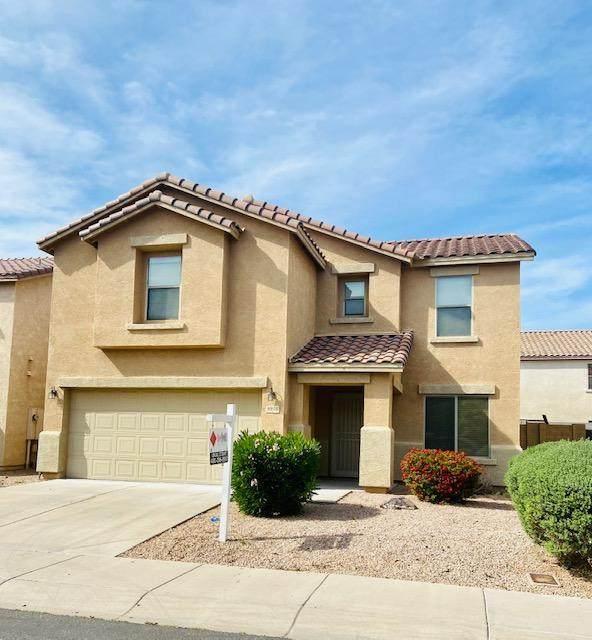 8916 E Pampa Avenue, Mesa, AZ 85212 (MLS #6217350) :: Yost Realty Group at RE/MAX Casa Grande