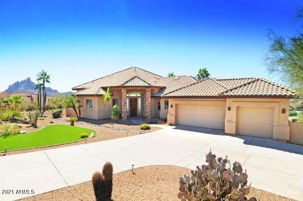 16845 E Monterey Drive, Fountain Hills, AZ 85268 (MLS #6217577) :: The Newman Team