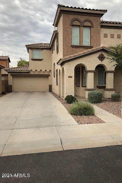 11964 W Fillmore Street, Avondale, AZ 85323 (MLS #6217877) :: Yost Realty Group at RE/MAX Casa Grande