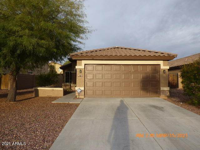 632 S 222ND Lane, Buckeye, AZ 85326 (MLS #6218174) :: Yost Realty Group at RE/MAX Casa Grande