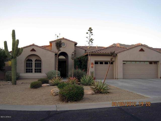 10852 E Mirasol Circle, Scottsdale, AZ 85255 (MLS #6218600) :: Yost Realty Group at RE/MAX Casa Grande
