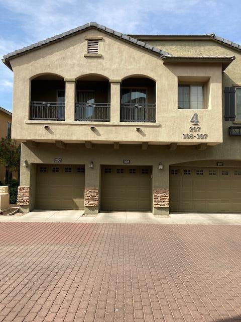 17150 N 23RD Street #207, Phoenix, AZ 85022 (MLS #6218680) :: Yost Realty Group at RE/MAX Casa Grande