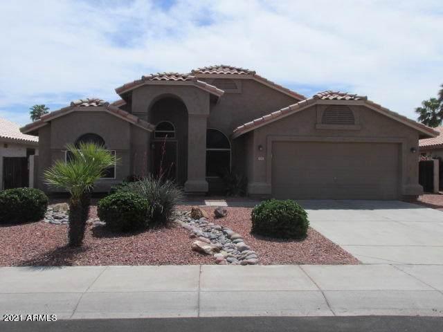 9741 W Burnett Road, Peoria, AZ 85382 (MLS #6218936) :: Yost Realty Group at RE/MAX Casa Grande