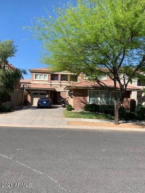 16054 W Shangri La Road, Surprise, AZ 85379 (MLS #6219490) :: Zolin Group
