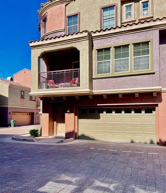 3935 E Rough Rider Road #1044, Phoenix, AZ 85050 (MLS #6219530) :: Devor Real Estate Associates
