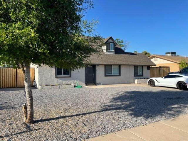 814 E Oakland Street, Chandler, AZ 85225 (MLS #6219796) :: Yost Realty Group at RE/MAX Casa Grande
