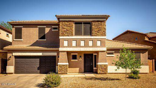 15881 N 74TH Avenue, Peoria, AZ 85382 (MLS #6219889) :: Executive Realty Advisors