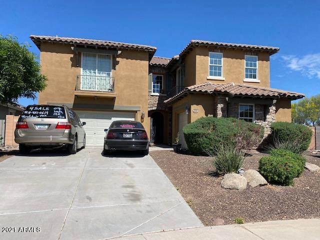 3201 N 299TH Lane, Buckeye, AZ 85396 (MLS #6219957) :: The Luna Team