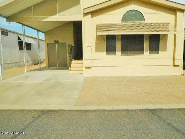 17200 W Bell Road #1626, Surprise, AZ 85374 (#6220116) :: AZ Power Team