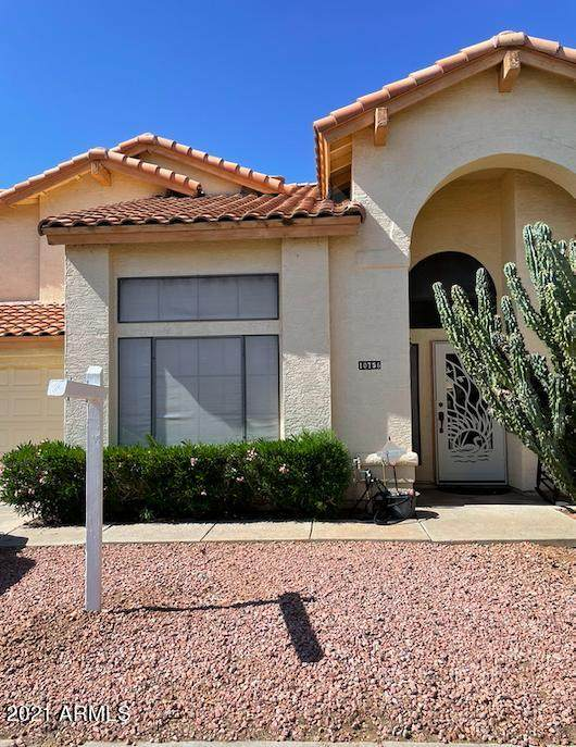 10756 W Ashland Way, Avondale, AZ 85392 (MLS #6220130) :: Nate Martinez Team