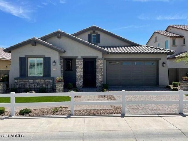 15295 W Linden Street, Goodyear, AZ 85338 (MLS #6220153) :: The Garcia Group