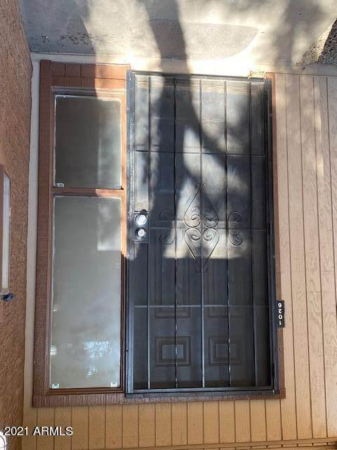 3810 N Maryvale Parkway #1026, Phoenix, AZ 85031 (MLS #6220331) :: Dave Fernandez Team | HomeSmart