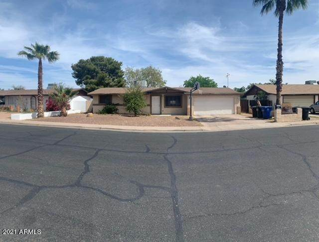 915 S Ashland, Mesa, AZ 85204 (MLS #6220431) :: Arizona Home Group
