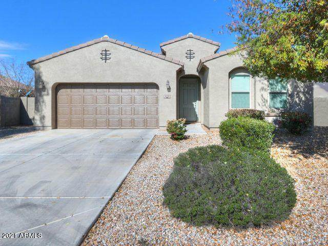 2474 E Dulcinea Trail, Casa Grande, AZ 85194 (MLS #6221000) :: Zolin Group