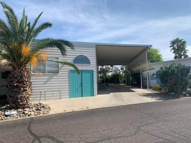 17200 W Bell Road #27, Surprise, AZ 85374 (MLS #6221094) :: Midland Real Estate Alliance