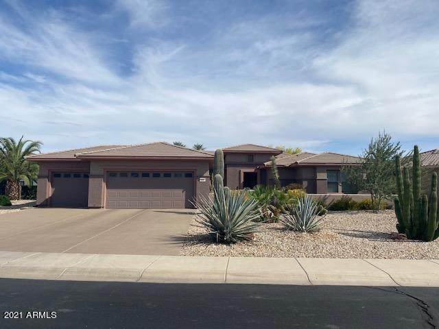 20551 N Bear Canyon Court, Surprise, AZ 85387 (MLS #6221125) :: Service First Realty