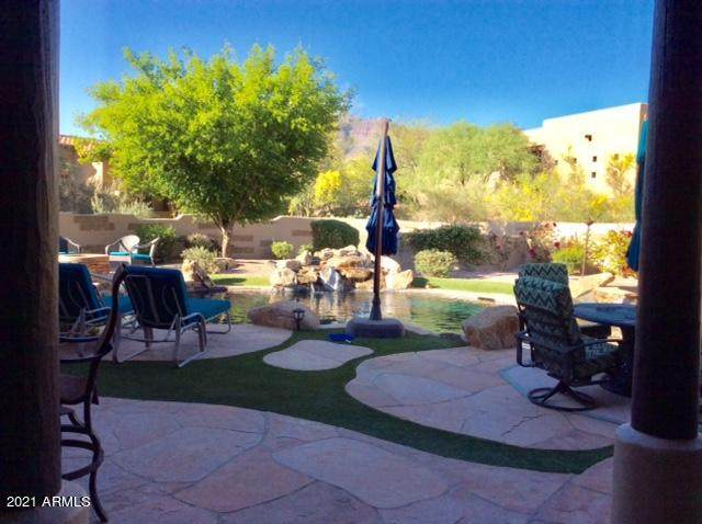 3009 S Juniper Village Court, Gold Canyon, AZ 85118 (MLS #6221371) :: The Garcia Group