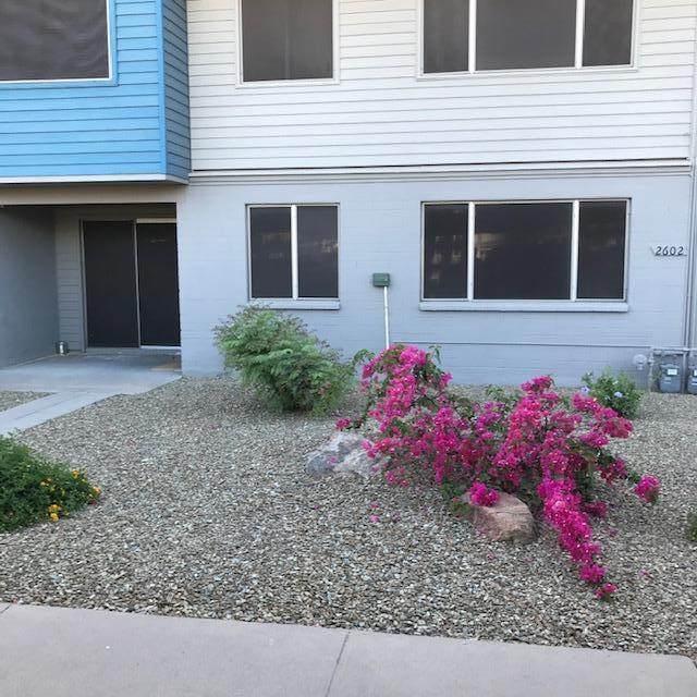 2614 W Berridge Lane C-102, Phoenix, AZ 85017 (MLS #6221480) :: Service First Realty