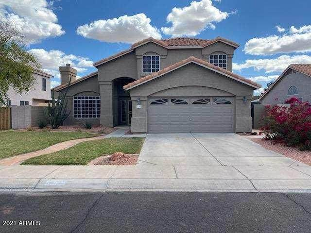 3101 E Cottonwood Lane, Phoenix, AZ 85048 (MLS #6221982) :: Zolin Group