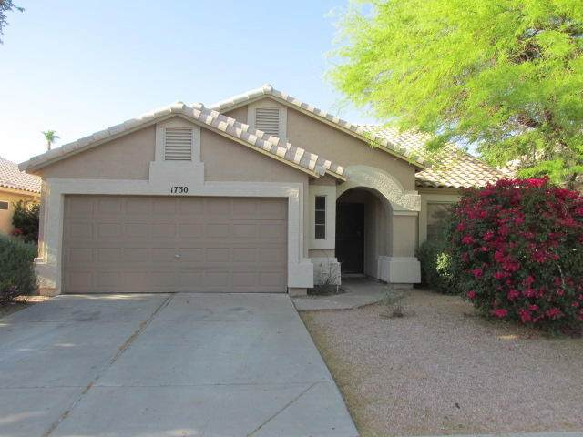 1730 W San Remo Street, Gilbert, AZ 85233 (MLS #6222370) :: My Home Group