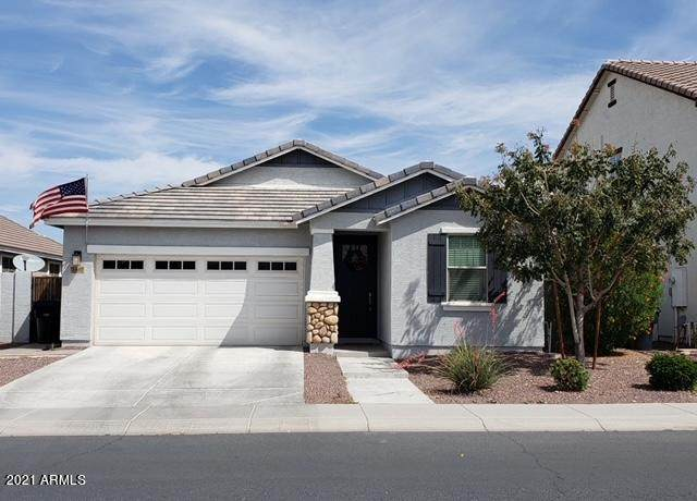 3442 E Riverdale Street, Mesa, AZ 85213 (MLS #6222454) :: Executive Realty Advisors