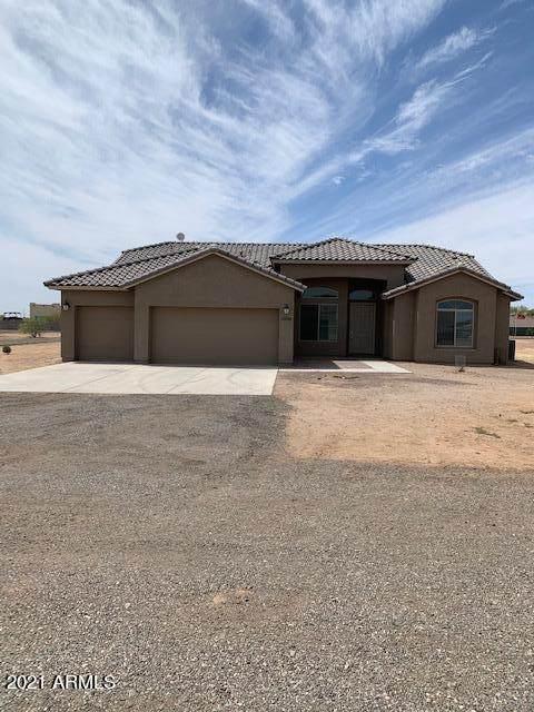 23638 W Beacon Lane, Wittmann, AZ 85361 (MLS #6222502) :: Maison DeBlanc Real Estate