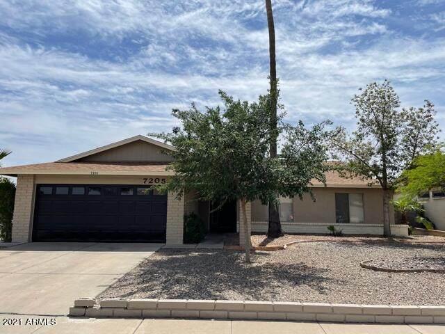 7205 W Reade Avenue, Glendale, AZ 85303 (MLS #6222622) :: Balboa Realty