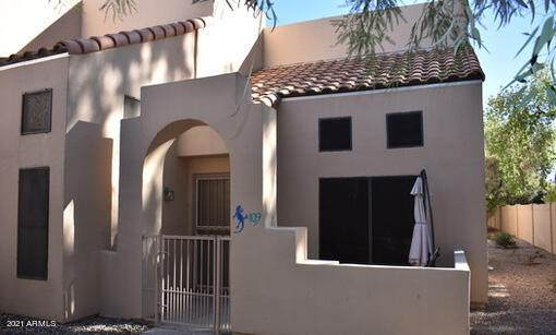 5665 W Galveston Street #109, Chandler, AZ 85226 (MLS #6222638) :: Long Realty West Valley