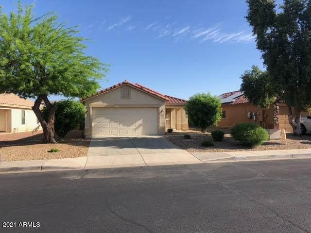 15738 W Gelding Drive, Surprise, AZ 85379 (MLS #6222898) :: Maison DeBlanc Real Estate