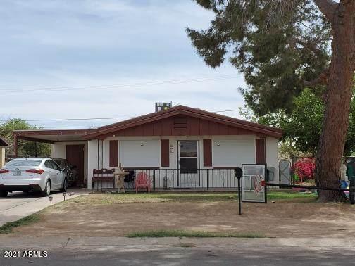 507 W 12TH Street, Eloy, AZ 85131 (MLS #6222922) :: Yost Realty Group at RE/MAX Casa Grande
