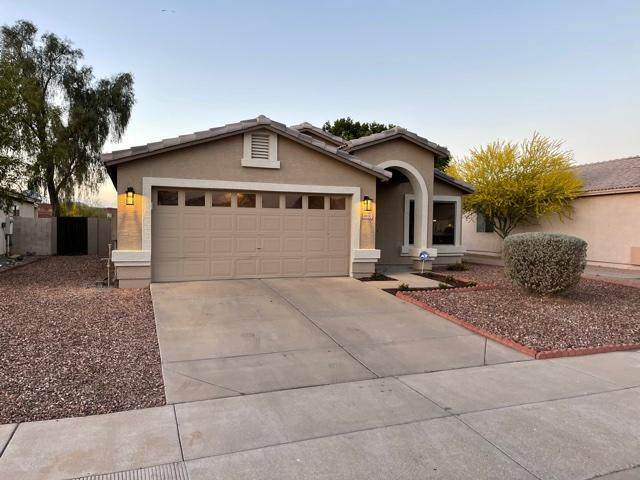 8930 E Balsam Avenue, Mesa, AZ 85208 (MLS #6223331) :: John Hogen | Realty ONE Group