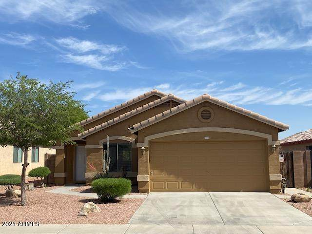 14850 W Ventura Street, Surprise, AZ 85379 (MLS #6223428) :: Keller Williams Realty Phoenix
