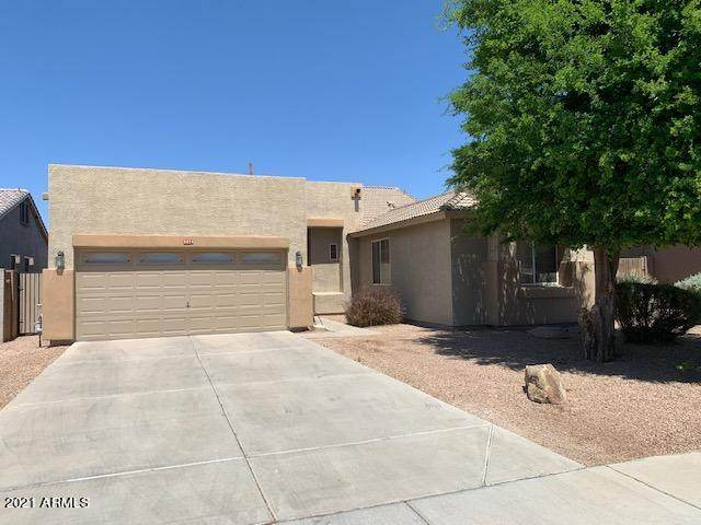 3374 E Santa Fe Lane, Gilbert, AZ 85297 (MLS #6223611) :: Devor Real Estate Associates