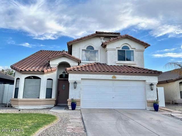 547 E Devon Drive, Gilbert, AZ 85296 (MLS #6223714) :: Zolin Group