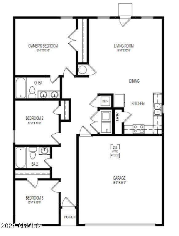 1021 W Palo Verde Avenue, Coolidge, AZ 85128 (MLS #6223733) :: Hurtado Homes Group