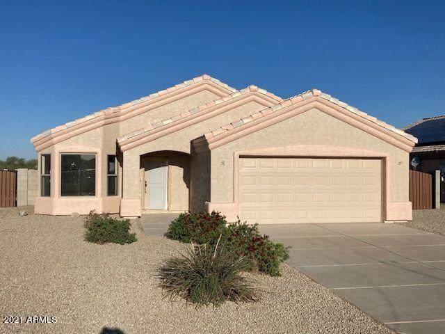 14772 S Vera Cruz Road, Arizona City, AZ 85123 (MLS #6223755) :: My Home Group