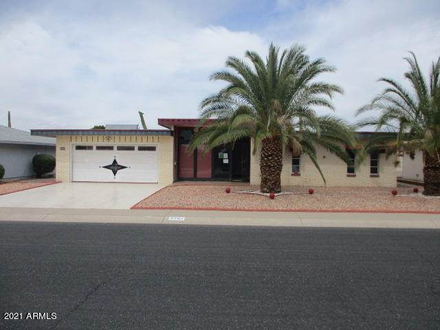 9702 W Brokenstone Drive, Sun City, AZ 85351 (MLS #6223800) :: The Property Partners at eXp Realty
