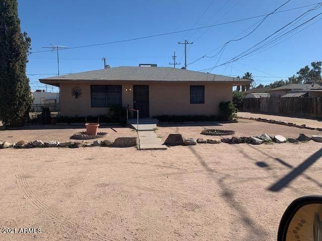 1006 N Park Avenue N, Casa Grande, AZ 85122 (MLS #6224198) :: Howe Realty
